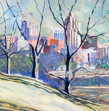 City of Oaks from Dix Hill 1 $350